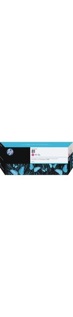 HP No. 81 Ink Cartridge - Magenta