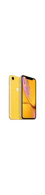 Apple iPhone XR A2105 128 GB Smartphone - 15.5 cm 6.1And#34; - 3 GB RAM - iOS 12 - 4G - Yellow