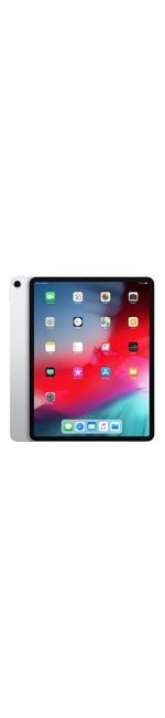 Apple iPad Pro 3rd Generation Tablet - 32.8 cm 12.9And#34; - 64 GB Storage - iOS 12 - 4G - Silver - Apple A12X Bionic SoC - 7 Megapixel Front Camera - 12 Megapixel Rea