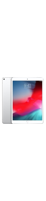Apple iPad Air 3rd Generation Tablet - 26.7 cm 10.5And#34; - 64 GB Storage - iOS 12 - 4G - Silver - Apple A12 Bionic SoC - 7 Megapixel Front Camera - 8 Megapixel Rear