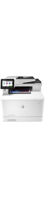 HP LaserJet Pro M479 M479fnw Laser Multifunction Printer - Colour - Copier/Fax/Printer/Scanner - 29 ppm Mono/20 ppm Color Print - 600 x 600 dpi Print - Automatic Dup