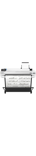 HP Designjet T500 T530 Inkjet Large Format Printer - 914.40 mm 36And#34; Print Width - Colour - Printer - 4 Colors - 27 Second Color Speed - 2400 x 1200 dpi - 1 GB - U