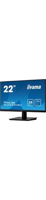 iiyama ProLite XU2294HSU-B1 21.5And#34; Full HD WLED LCD Monitor - 16:9 - Matte Black
