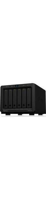 Synology DiskStation DS620slim 6 x Total Bays SAN/NAS Storage System - Intel Celeron Dual-core 2 Core 2 GHz - 2 GB RAM - DDR3L SDRAM Desktop - Serial ATA Controlle