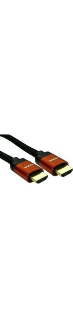Cables Direct 2 m HDMI A/V Cable for Gaming Computer, Digital Television Player, Set-top Box, DVD Player, Audio/Video Device - 1 Pack - First End: 1 x HDMI Type A
