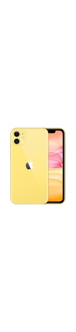 Apple iPhone 11 A2221 256 GB Smartphone - 15.5 cm 6.1And#34; HD - 4 GB RAM - iOS 13 - 4G - Yellow