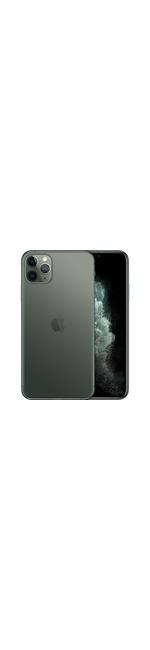 Apple iPhone 11 Pro Max A2218 64 GB Smartphone - 16.5 cm 6.5And#34; Full HD Plus - 4 GB RAM - iOS 13 - 4G - Midnight Green