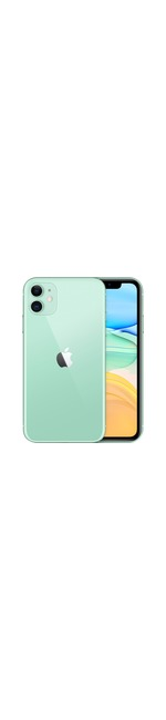 Apple iPhone 11 A2221 128 GB Smartphone - 15.5 cm 6.1And#34; HD - 4 GB RAM - iOS 13 - 4G - Green