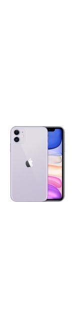 Apple iPhone 11 A2221 64 GB Smartphone - 15.5 cm 6.1And#34; HD - 4 GB RAM - iOS 13 - 4G - Purple