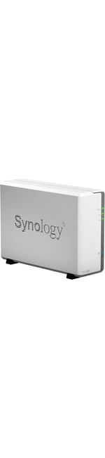 Synology DiskStation DS120j 1 x Total Bays SAN/NAS Storage System - Marvell ARMADA 370 Dual-core 2 Core 800 MHz - 512 MB RAM - DDR3L SDRAM Desktop - Serial ATA Con