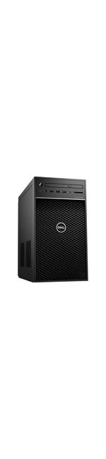 Dell Precision 3000 3630 Workstation - Core i7 i7-9700K - 16 GB RAM - 512 GB SSD - Mini-tower - Windows 10 Pro 64-bitNVIDIA Quadro P2200 5 GB Graphics - DVD-Writer -