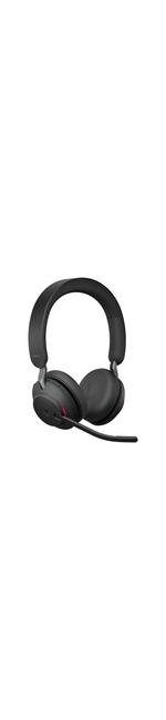 Jabra Evolve2 65 Wireless Over-the-head Stereo Headset - Black