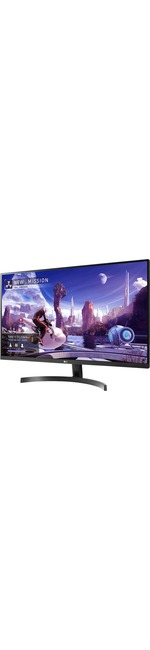 LG 32QN600 31.5And#34; WQHD Edge LED Gaming LCD Monitor - 16:9 - Textured Black