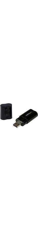 StarTech.com Audio USB Adapter - White