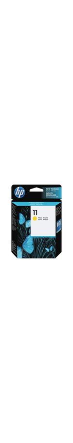 HP No. 11 Ink Cartridge - Yellow