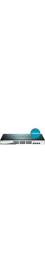 D-Link DGS-1210-24 Ethernet Switch - 24 Port - 4 Slot