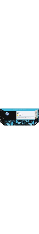 HP No. 772 Ink Cartridge - Yellow