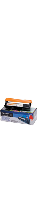 Brother TN328BK Toner Cartridge - Black