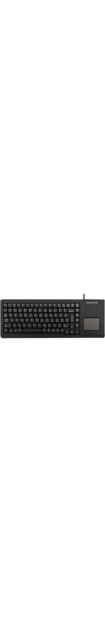 Cherry G84-5500 Keyboard - Cable Connectivity - Black