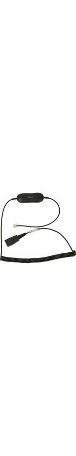 Jabra GN1216 Audio Cable - 1.99 m - Quick Disconnect Audio - RJ-9 Phone