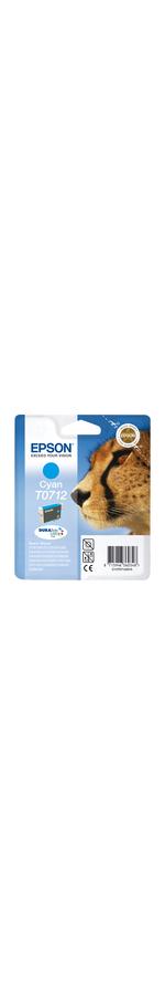 Epson DURABrite Ultra T0712 Ink Cartridge - Cyan