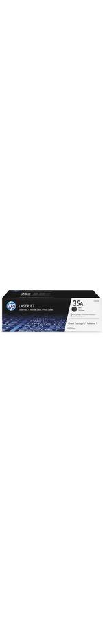 HP 35A Toner Cartridge - Black - Laser - 1500 Page - 2 / Box