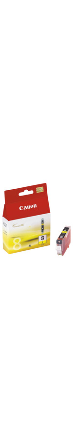 Canon CLI-8 Ink Cartridge - Yellow