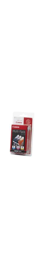 Canon BCI-6 C/M/Y Ink Cartridge - Cyan, Magenta, Yellow