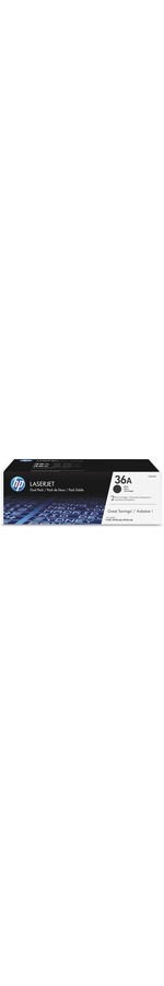 HP 36A Toner Cartridge - Black - Laser - 2000 Page - 2 / Box