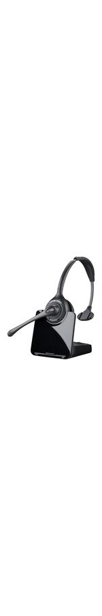 Plantronics CS510A Wireless DECT Mono Headset - Over-the-head - Semi-open