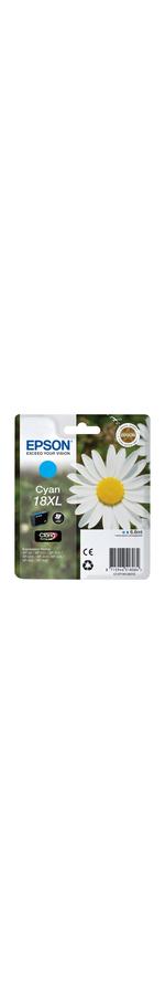 Epson Ink Cartridge - Cyan - Inkjet - 450 Page