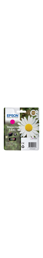 Epson Claria 18XL Ink Cartridge - Magenta - Inkjet - 1 Pack