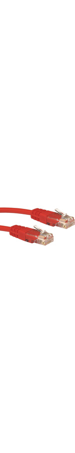 Cables Direct Cat 5e Network Cable - 6m - Red