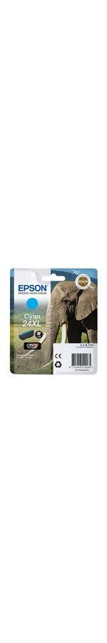 Epson Claria 24XL Ink Cartridge - Cyan