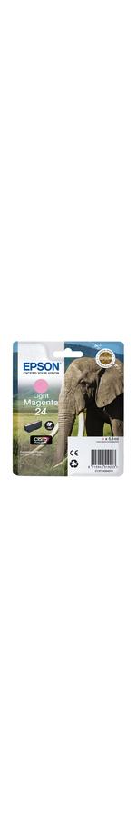 Epson Claria 24 Light Magenta Ink Cartridge - C13T24264020