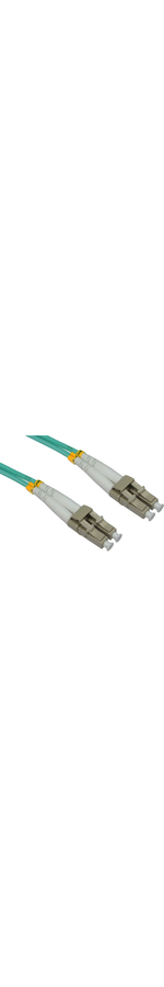Cables Direct  Fibre Optic Cable LC - LC OM3 0.5m