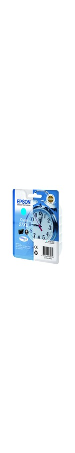 Epson DURABrite Ultra 27XL Ink Cartridge - Cyan