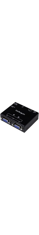 StarTech.com 2-Port VGA Auto Switch Box with Priority Switching and EDID Copy - 2048 x 1152