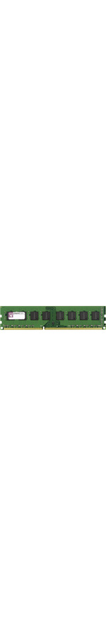 Kingston ValueRAM RAM Module - 4 GB 1 x 4 GB - DDR3 SDRAM - 1600 MHz DDR3-1600/PC3-12800 - ECC - CL11 - 240-pin - DIMM