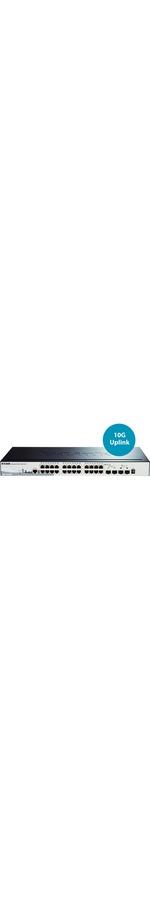 D-Link SmartPro DGS-1510-28P 28 Ports Manageable Ethernet Switch