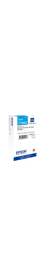 Epson Cyan Ink Cartridge - 4000 Page