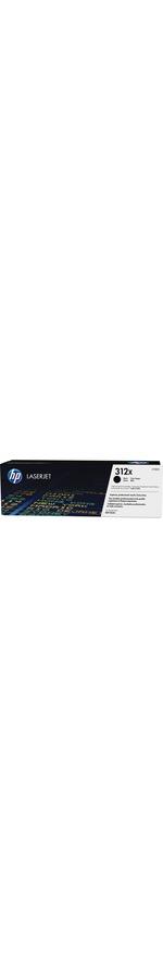 HP 312X Toner Cartridge - Black - Laser