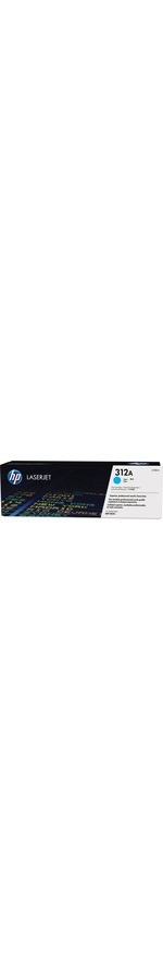 HP 312A Toner Cartridge - Cyan - Laser