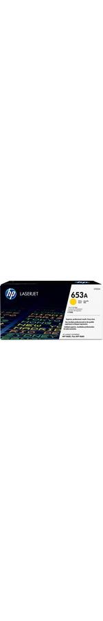 HP 653A Toner Cartridge - Yellow
