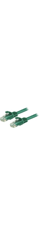 StarTech.com 7m Green Gigabit Snagless RJ45 UTP Cat6 Patch Cable - 7m Patch Cord - 1 x RJ-45 Male Network