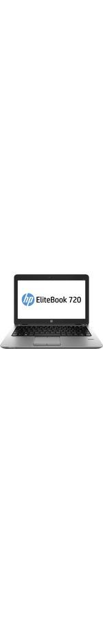HP EliteBook 720 G1 31.8 cm 12.5And#34; LED Notebook - Intel Core i3 i3-4030U 1.90 GHz - Gunmetal
