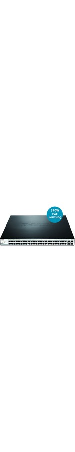 D-Link DGS-1210-52MP 52 Ports Manageable Ethernet Switch