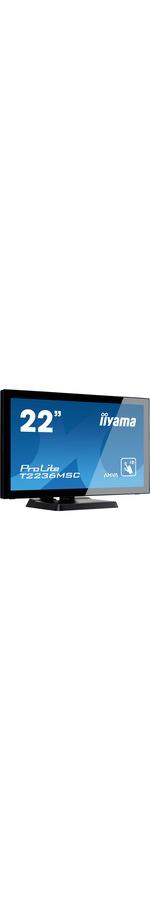 iiyama ProLite T2236MSC-B2 22And#34; LCD Touchscreen Monitor - 16:9 - 8 ms