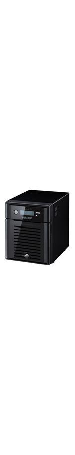 Buffalo TeraStation 4 x Total Bays NAS Server - 1 x Intel Atom D2550 Dual-core 2 Core 1.86 GHz - 24 TB HDD - 2 GB RAM DDR3 SDRAM - Serial ATA/300 - RAID Supported