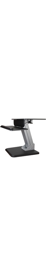StarTech.com Sit-to-Stand Workstation - One-Touch Height Adjustment